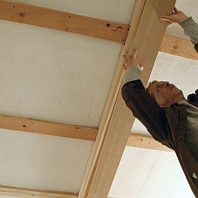 Pvc Ceiling Or Wall Installation And Repair In Kansas